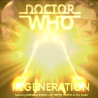Audio Visuals - Regeneration CD cover by jimg1972