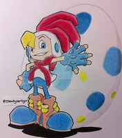 Billy Hatcher and the Giant Egg by steady-vertigo