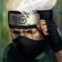 kakashi again by TGY