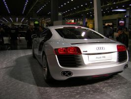 Audi R8 for FCO by mason4300