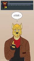 Question 45: Vincent by crocdragon89