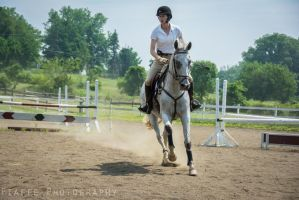 July Jumping V by EquusPhoto