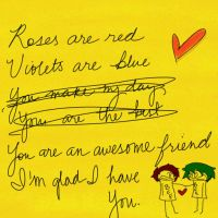 Awesome Friend Valentine by yinyangbabe256