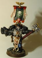 Ultramarine Chaplain by cyphercodicer2
