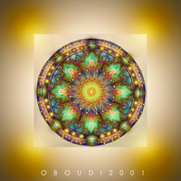 circle art 1427 by oboudiart
