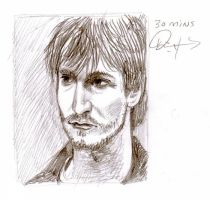 David Thewlis as Johnny by KBDeliciousTriscuits
