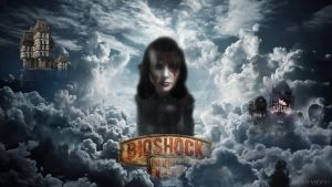 Bioshock Infinte Wallpaper by axelwurth