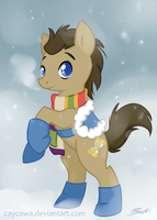 Doctor Whooves - Winter start up by caycowa