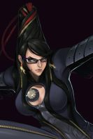 Bayonetta Detail by E-Mann