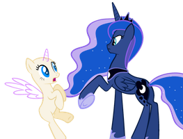 Oh no! This is Luna! - MLP base by StryapaStyleBases