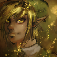 Sparkly Link by xXChireXx