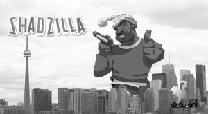 SHADZILLA by DirtyDre