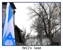 Hell's Gate by DA-Zionists