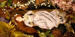 Ophelia for ADO by rosannasart