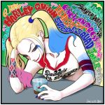 Harley Quinn:SUICIDE SQUAD by Y0KO