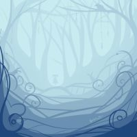 BG: forest by Anary