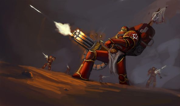 Pre-heresy Thousand Sons by Dilvish585