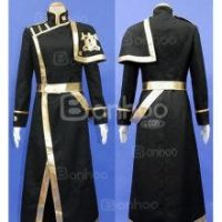 07 Ghost Cosplay Costume Barsburg Empire Uniform by meganpu
