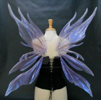 Becca's Custom Fairy Wings 1 by FaeryAzarelle