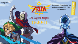 Skyward Sword Billboard by Sunagirl