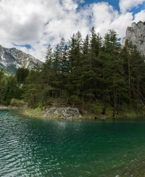 Green Lake by Toghar