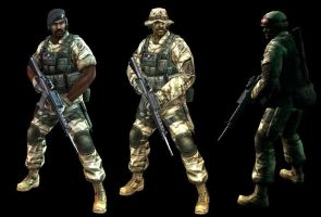 Force Recon Stock by TakeTheBang