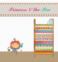 Princess and the pea by Passion91