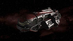 Huaxia Battleship by Vattalus