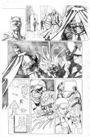 BvP page 2 Pencils by acarabet