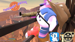 [DL] Meet the twilight sniper by BeardedDoomGuy