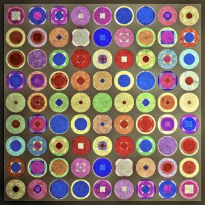 paper circles by AnnaPaar