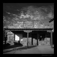 Cameron Trading Post by aponom