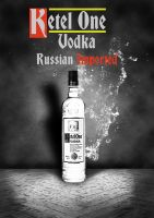 Ketel One Vodka by CitizenXCreation