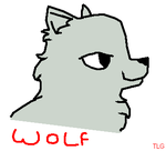 Wolf Youtube Icon Template by Iluv2drawCaTs45 on DeviantArt