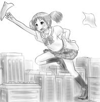 Mio must not let these be seen by AlloyRabbit