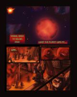 Immoral Flame Page 1 by shinragod