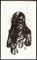 Zombie Brush pen-5 by SHAN-01