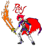 Good ol' Roy by SchAlternate