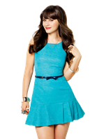 Zooey Deschanel png 2 by Evey-V