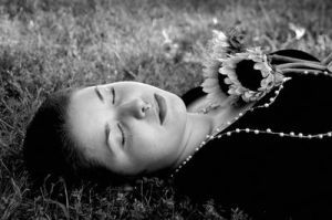 Sleeping beauty by PeaceLoveHappiness