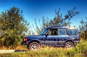 Lunchtime Off Roading 2 by UrbanRural-Photo