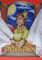 Peter Pan by alecalcano