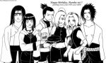 Marshie's Bday with her OTPs by AbBYRaGEOUS