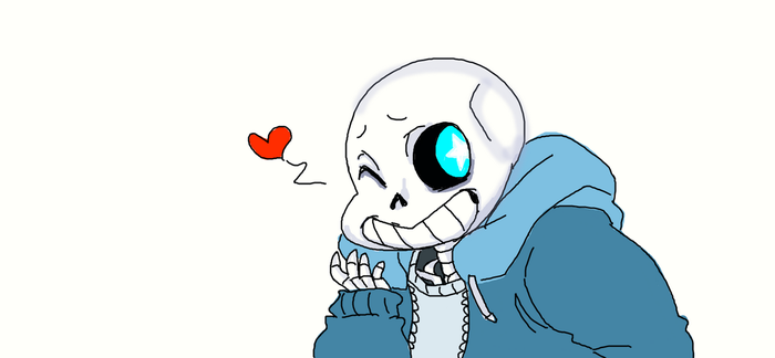 Only sans by Jauntymania