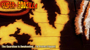 Super Godzilla Poster - Mothra Version by KingAsylus91