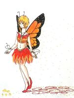 Butterfly Fairy by ATGB3x3