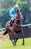 Horse Racing 626 by JullelinPhotography