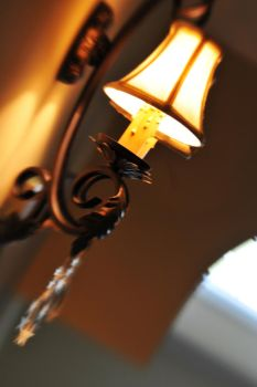 LB Candle Lamp by LDFranklin