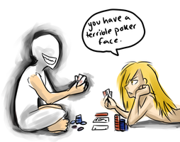 FMA- p-p-p-poker face by schellibie