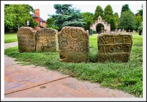 Headstones... by TheBaldingOne